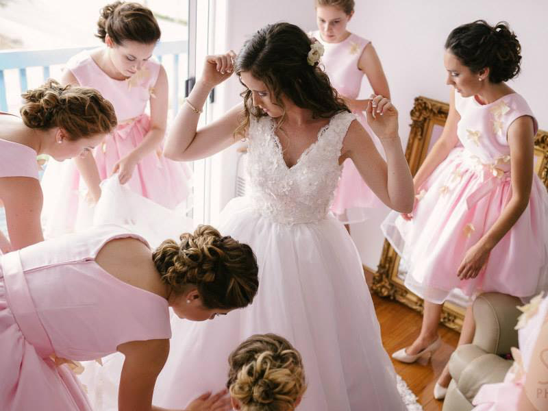 Wedding Event Planning Packages: Blush Blooms And Events Adelaide